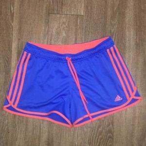 Adidas track shorts 15$